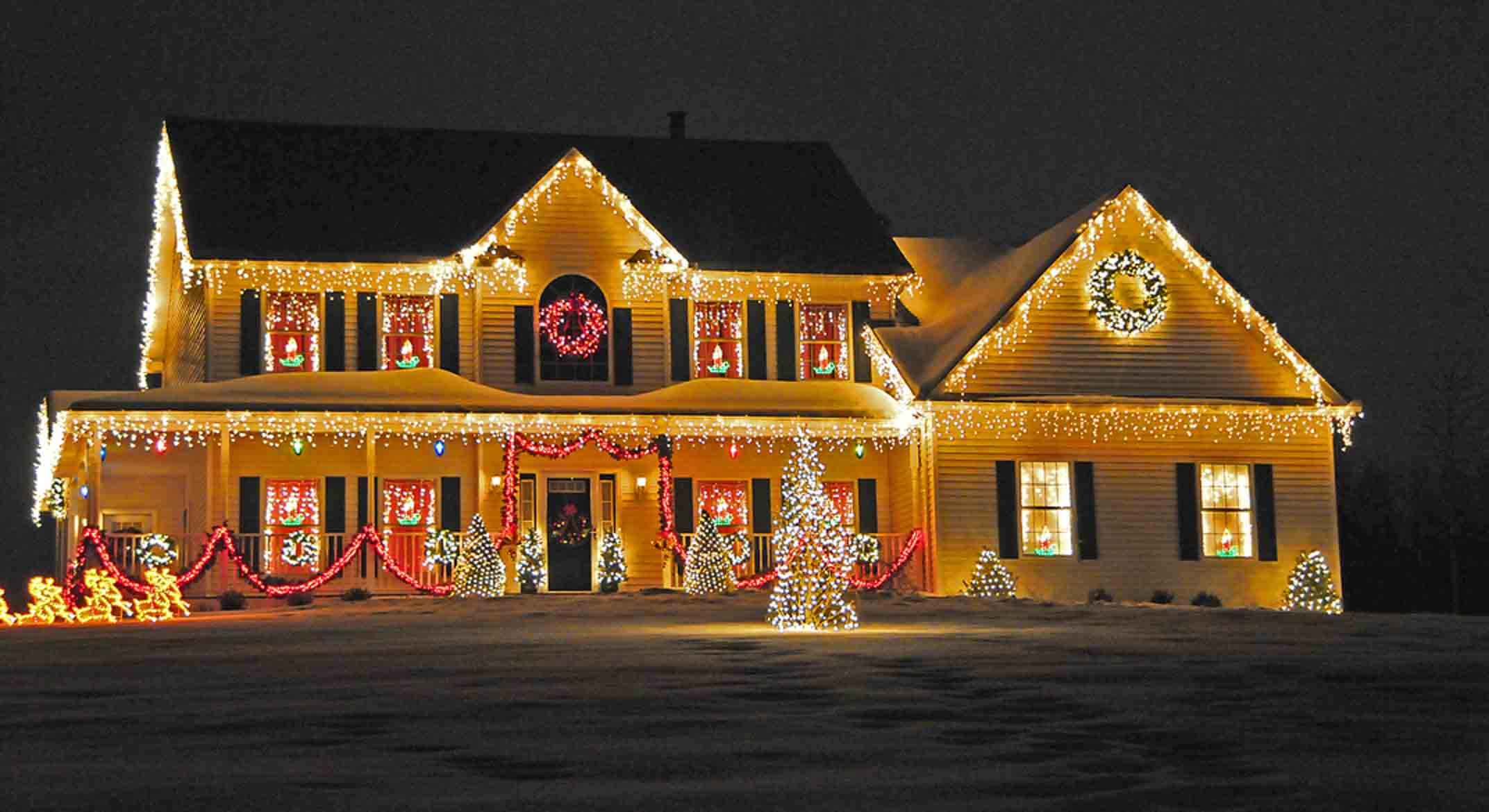 Christmas Decorations and Selling your house…