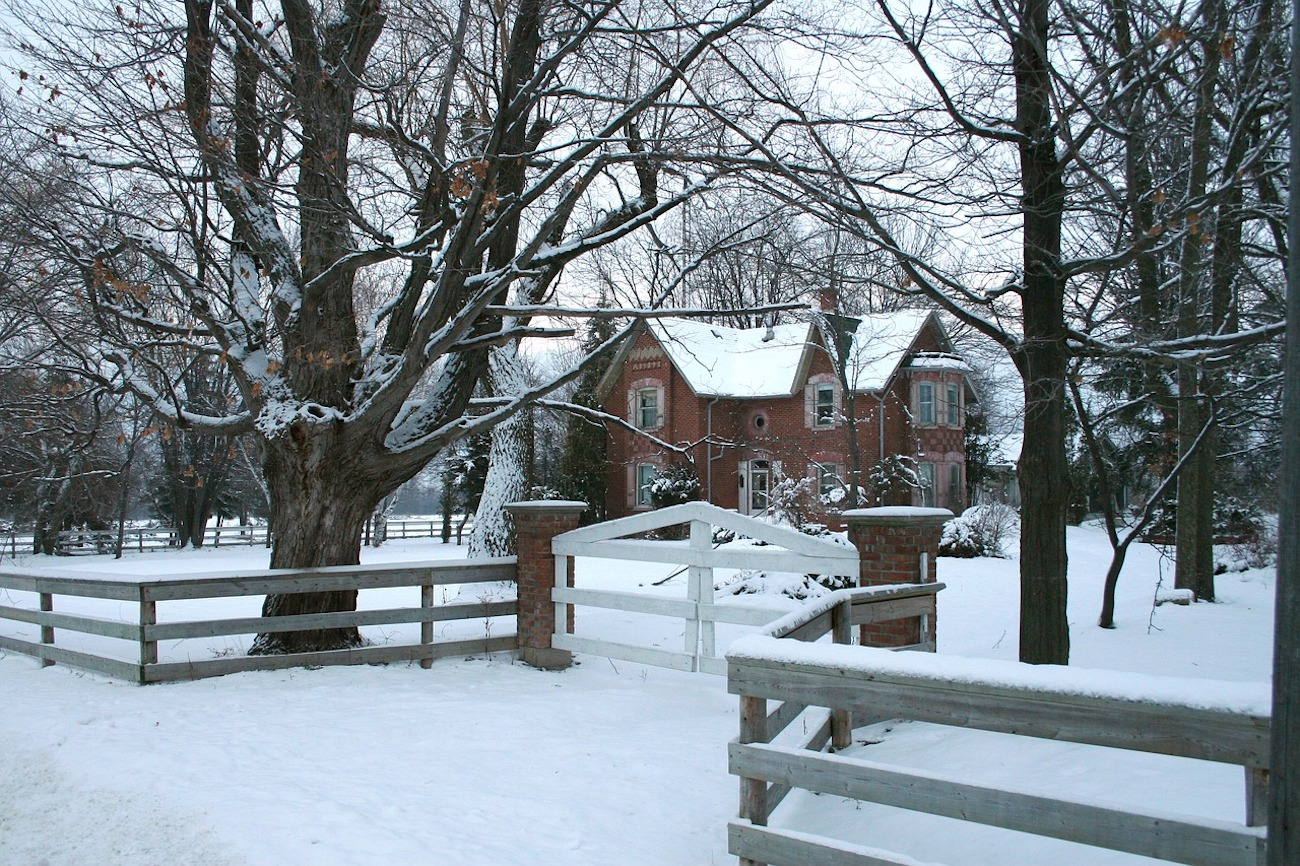 Winter property care