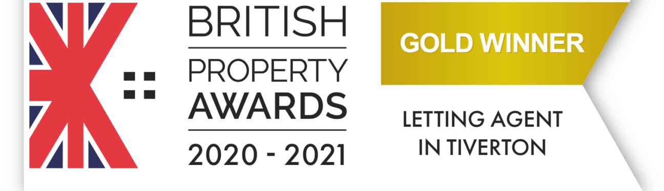 GOLD WINNER for The British Property Awards